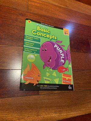 Basic Concepts Workbook for Sale in Coral Gables, FL
