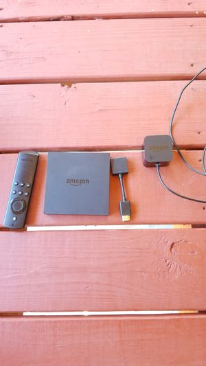 Amazon fire tv 2nd gen ultra 4k for Sale in Douglasville, GA