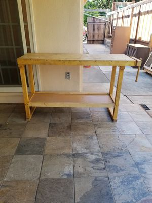 Working table for Sale in San Jose, CA