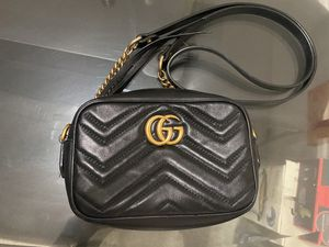 Gucci Marmont GG small Crossbody bag Authentic for Sale in Los Angeles, CA