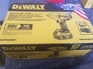 Dewalt DCF899M1 Impact Wrench for Sale in Baltimore, MD