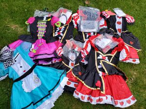 New halloween costumes for Sale in West Chicago, IL