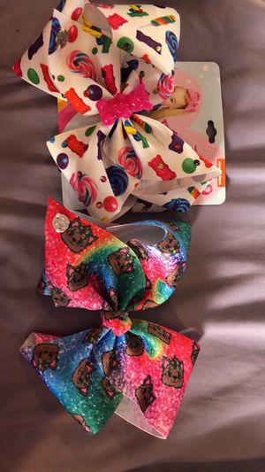 Jojo Siwa Bows for Sale in Hicksville, NY