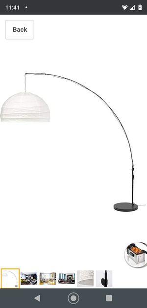 REGOLIT IKEA Lamp (no shade) for Sale in Walnut Creek, CA