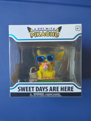 A Day With Pikachu Sweet Days Are Here Funko for Sale in Modesto, CA