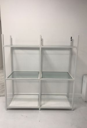 Exhibitor shelving unit - Store closing Sale- everything must go Herval Furniture 2650 NE 189St Aventura 33180 for Sale in Aventura, FL