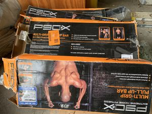 P90X multi grip pull bar for Sale in Clovis, CA