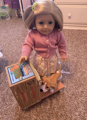 American Girl Doll Kit and accessories for Sale in Lock Haven, PA