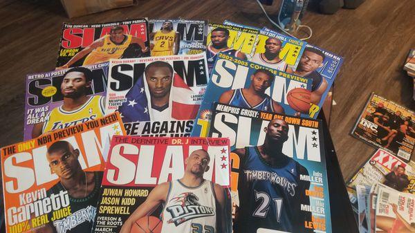 Slam Magazines Classics