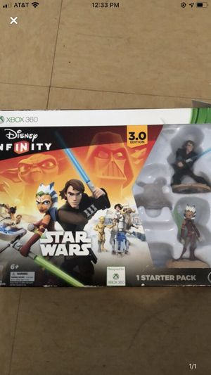 Disney infinity 3.0 Star Wars for Xbox 360 for Sale in Fenton, MO