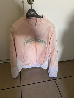 Icon motorcycle jacket for Sale in Sloan, NV