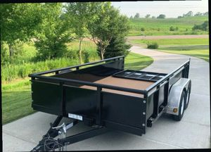 PJ Utility Trailer For Sale with best condition. $1000.00 for Sale in Oakland, CA