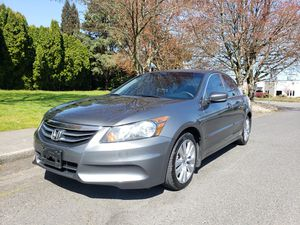 2012 honda accord EX-L AUTOMATIC 4CYL very clean LOW MILES sport for Sale in Portland, OR