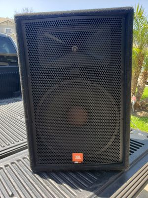 JBL JRX100 DJ speakers for Sale in Corona, CA