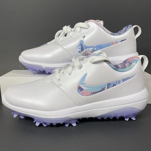NIKE WOMENS ROSHE GOLF TOUR NRG FLORAL GOLF SHOES CLEATS SIZE 7 NEW for Sale in Lewisville, TX