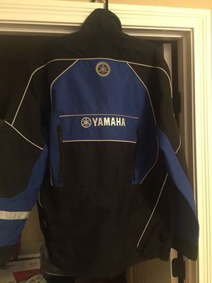 Yamaha Summer Motorcycle Riding Jacket EUR Size 50-52 for Sale in Nashville, TN