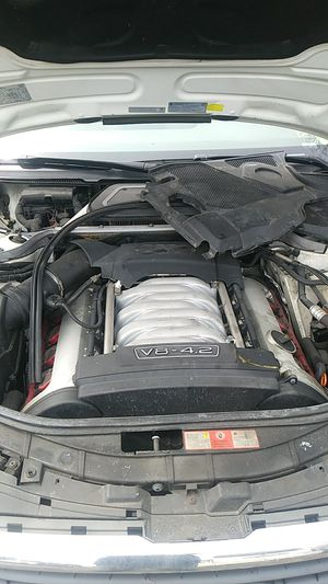 PARTING OUT A 2006 AUDI A8 #1889 for Sale in Detroit, MI