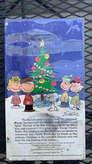 A Charlie Brown Movie Christmas Animated for Sale in Downey, CA