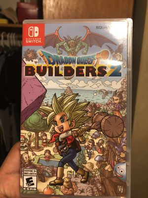 Dragon Quest Builders 2 for Sale in Glendale Heights, IL