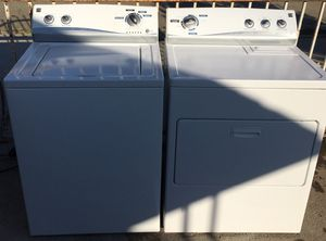 Kenmore Heavy Duty Washer and Dryer for Sale in South El Monte, CA