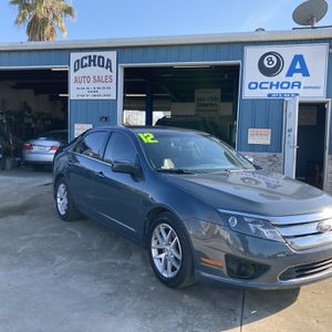 2012 FORD FUSION SEL 108K for Sale in Hanford, CA