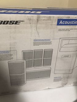 For Half The Price...Brand New Bose Surround sound Never Opened for Sale in Fairfax,  VA