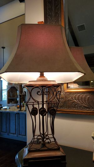 Tuscan lamp for Sale in Payson, AZ
