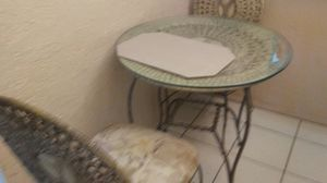 Kitchen table w 2 matching chairs for Sale in Lauderhill, FL