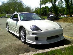 Mitsubishi eclipse D1 side skirts body kit liquidation sale for Sale in Baldwin Park, CA