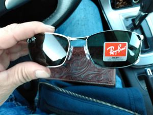 New Ray Ban sunglasses model ORB3534 004 59 for Sale in Oklahoma City, OK