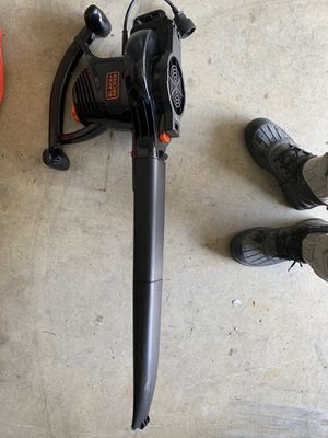 Window AC unit two tires blower and bush trimmer for Sale in Westville, NJ