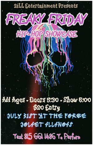 HipHop Showcase! Do you wanna perform? for Sale in Joliet, IL