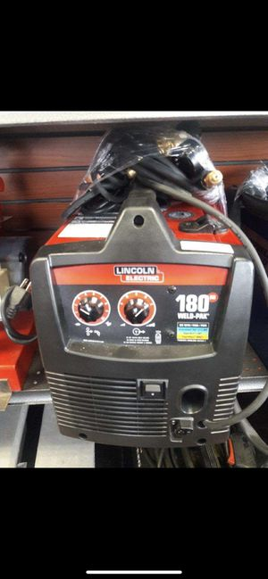 Lincoln electric mig welder for Sale in Carrollton, TX