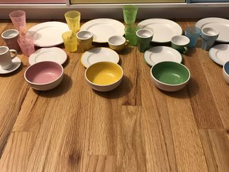 Play Kitchen Dishes And Cups for Sale in Hoffman Estates,  IL