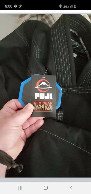Fuji jiu jitsu gi size A3 for Sale in Sunrise, FL
