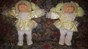 Vintage Cabbage Patch Kids Twin Girls 1985 for Sale in Apple Valley, CA