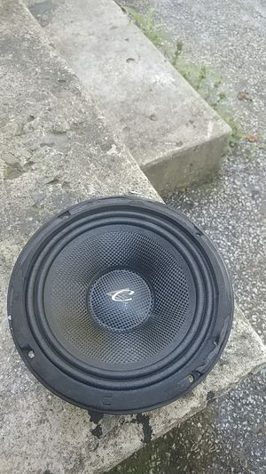 Crescendo high power pro audio 6.5 speakers for Sale in East Cleveland, OH