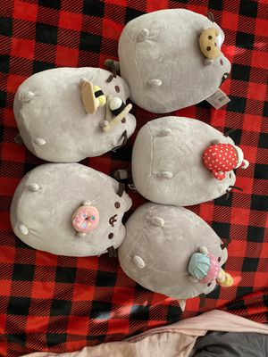Pusheen Plushies for Sale in San Diego, CA