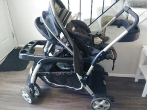 Double stroller for Sale in Middle River, MD