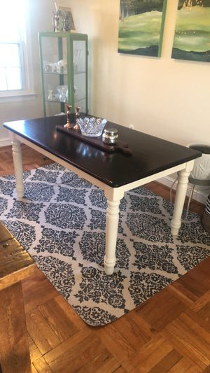 Solid refinished Oak table. for Sale in Alexandria, VA