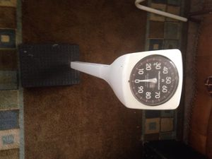 Health o meter scale for Sale in Menifee, CA