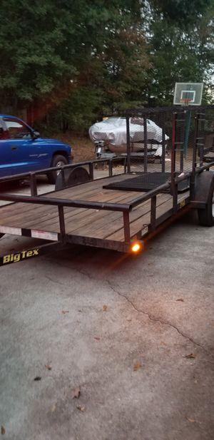 6.5x14 utility trailer for Sale in McDonough, GA