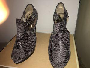 Michael kors snake skin women's shoe for Sale in Boston, MA