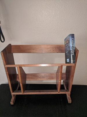 Small mid century book shelf for Sale in Mesa, AZ