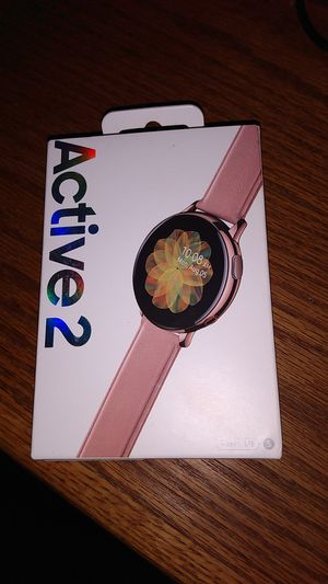 Galaxy Watch Active 2 for Sale in Redmond, WA