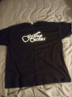 Guitar Center Logo T-Shirt XL for Sale in Glendora, CA