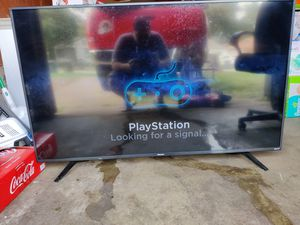 Hisense 55-inch 4K TV for Sale in Fort Worth, TX
