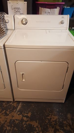Roger clothes dryer (electric). Completely reconditioned for Sale in Austin, TX
