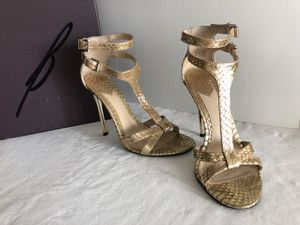 B Brian Atwood Laetitia T-Strap Sandals for Sale in West Palm Beach, FL
