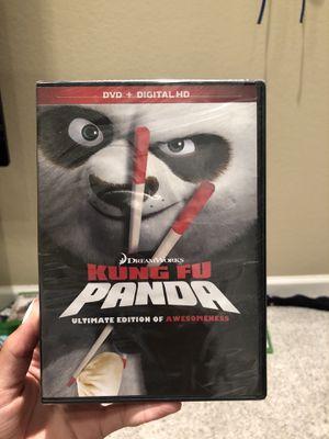 Kung Fu Panda DVD Movie - Brand New for Sale in San Jose, CA